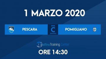 FEMMINILE Pescara – Pomigliano LIVE