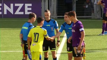 HIGHLIGHTS #FiorentinaPescara 3-3 #Primavera1 @Lega_A