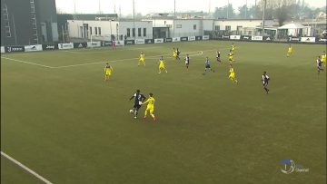 HIGHLIGHTS #JuventusPescara 1-0 #Primavera1 @Lega_A