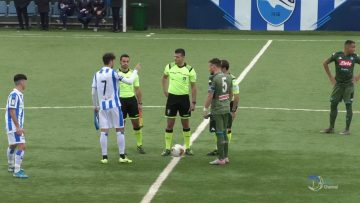 HIGHLIGHTS #PescaraNapoli 1-0 #Primavera1 @Lega_A