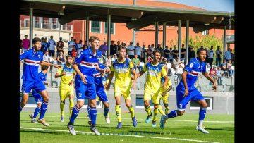 HIGHLIGHTS #PescaraSampdoria 3-0 #Primavera1 @Lega_A