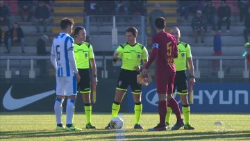HIGHLIGHTS #RomaPescara 2-1 #Primavera1 @Lega_A