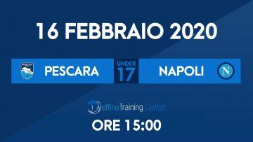 UNDER17 Pescara – Napoli LIVE